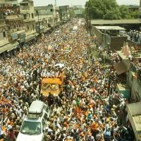 TsuNamo sweeps Varanasi