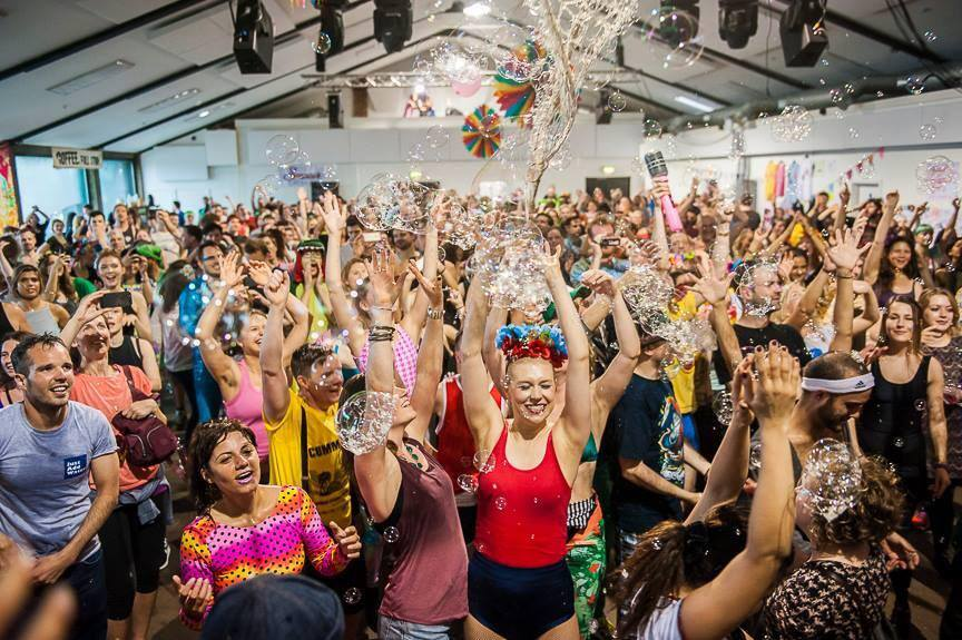 Morning Gloryville