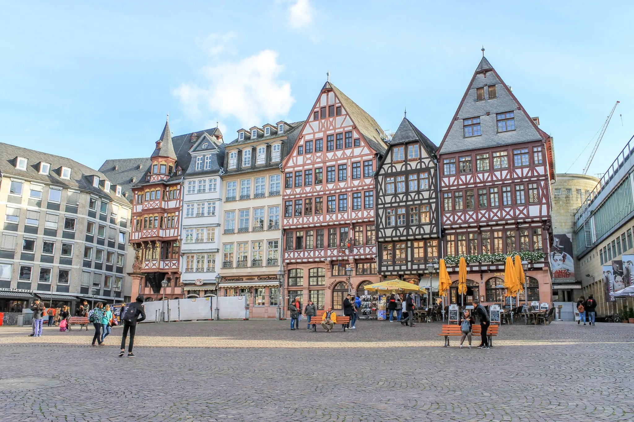 Rama Frankfurt Frankfurt Short Layover Guide How To Do It In 7 Hours Curious