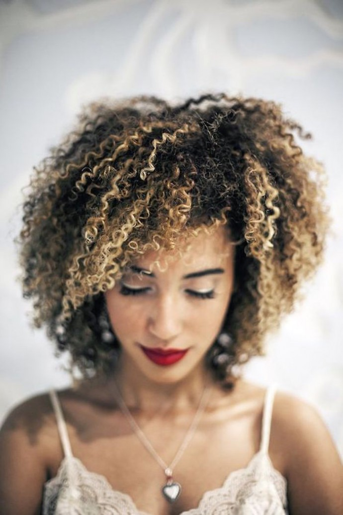 How Long Does Hair Highlights Last 5 Tips For Coloring Your Natural Hair At Home Curls