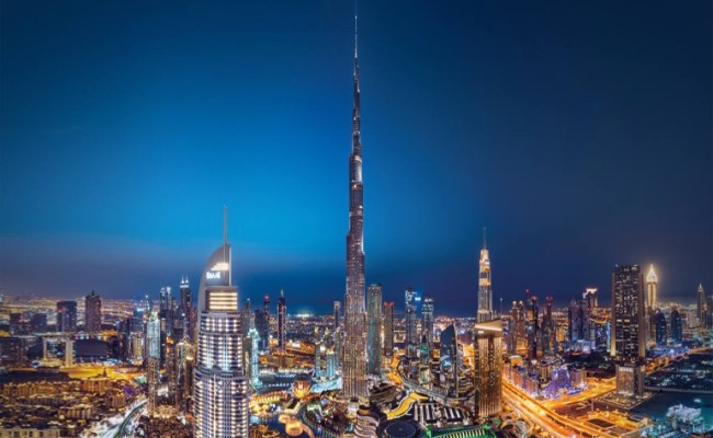 Burj Khalifa Is Now Home To The World S Highest Lounge Curly Tales