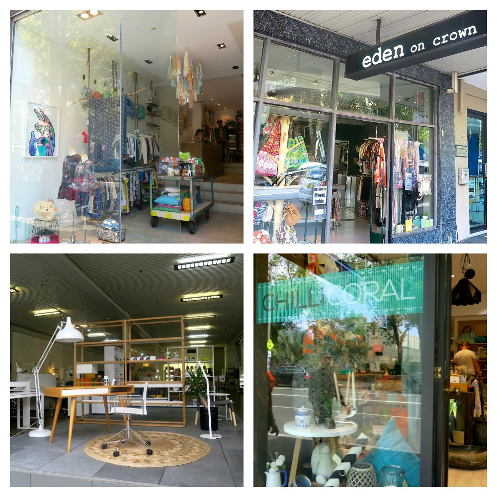 Surry hills baristas boutiques and terraced houses - Small spaces surry hills decor ...