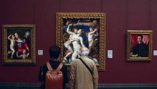 national gallery art of looking