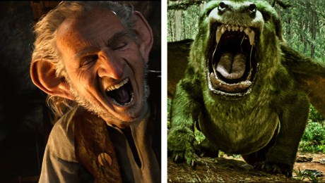 BFG Pete's Dragon
