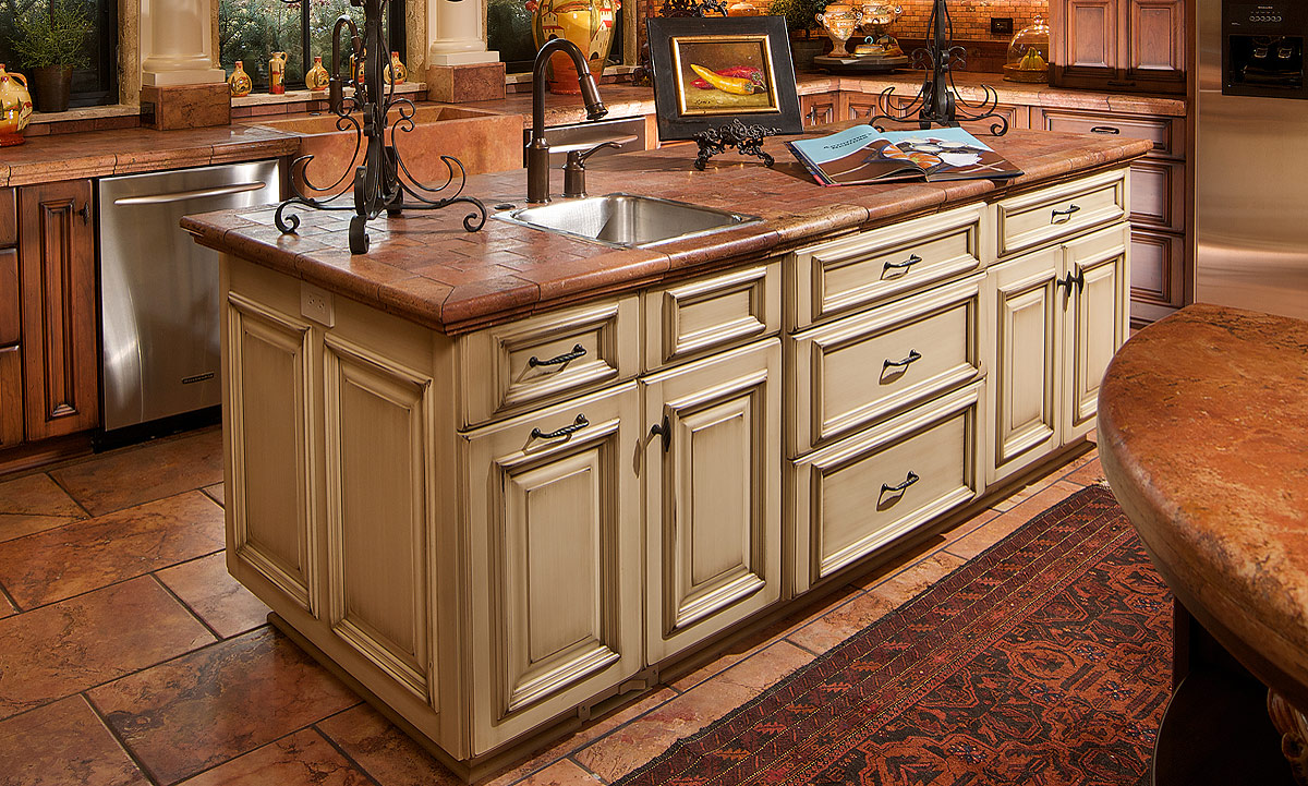 Kitchen Center Island Cabinets Column: Your Guide To Kitchen Islands