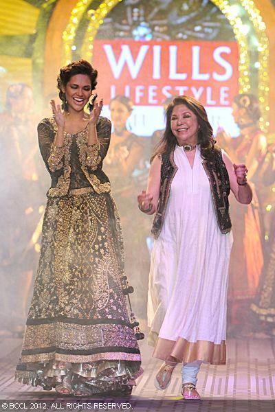 WIFW '12: Grand Finale: Ritu Kumar | Current news updates