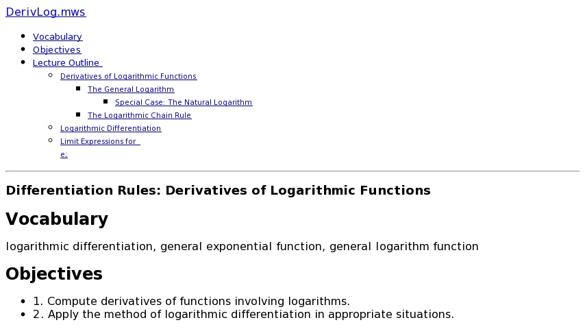 Exponential And Logarithmic Functions 5 Exponential