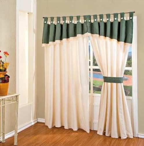 Resultado de imagem para como hacer cortinas modernas Janice - Cortinas Decoracion