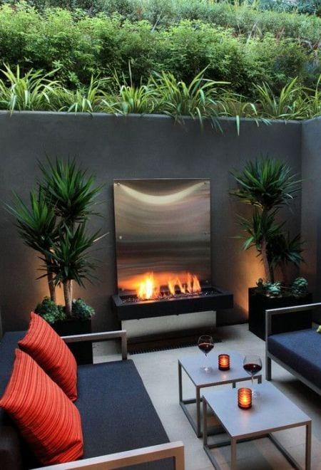 Decoración de terrazas con plantas - Curso de Organizacion del hogar - Decoracion De Terrazas Con Plantas