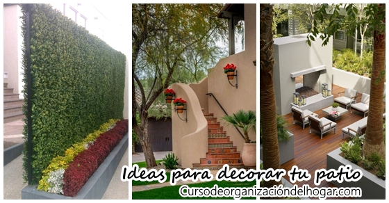 Ideas Para Decorar Patios De Casas Ideas Para Decorar Tu Patio - Curso De Organizacion Del