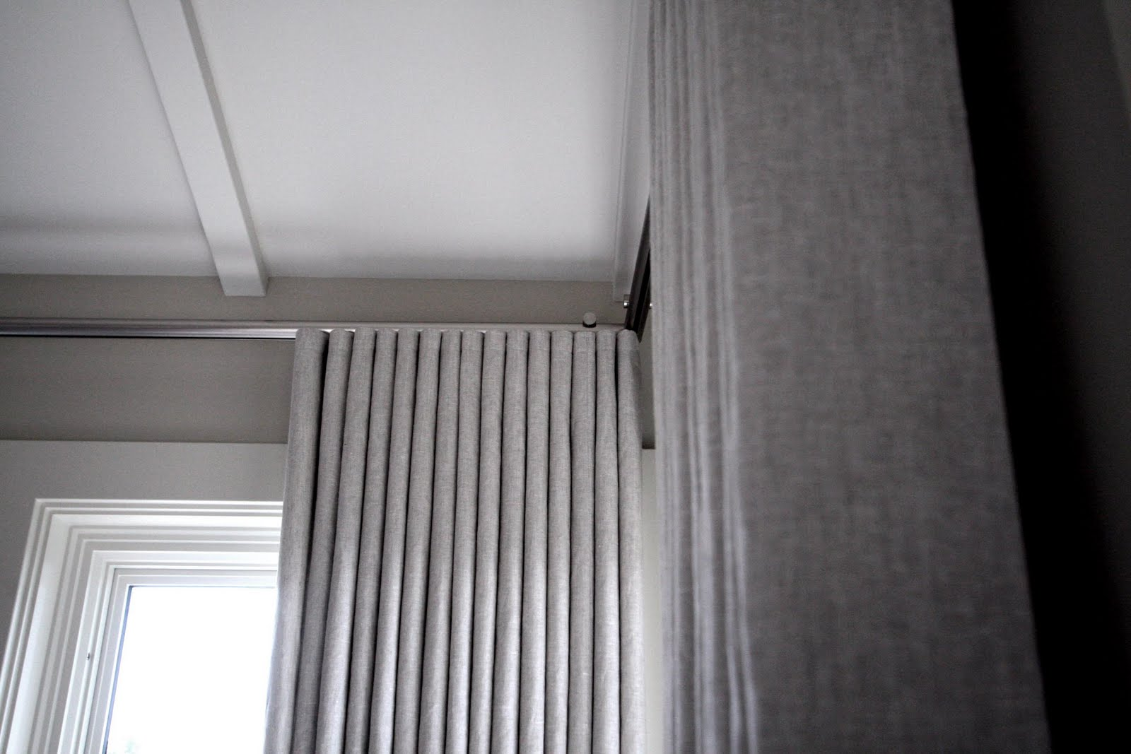 Ripplefold Drapery >linen Curtains A La Ripple Fold….. – Curtain Otaku