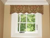 Shaped Cornice - Curtains Boutique