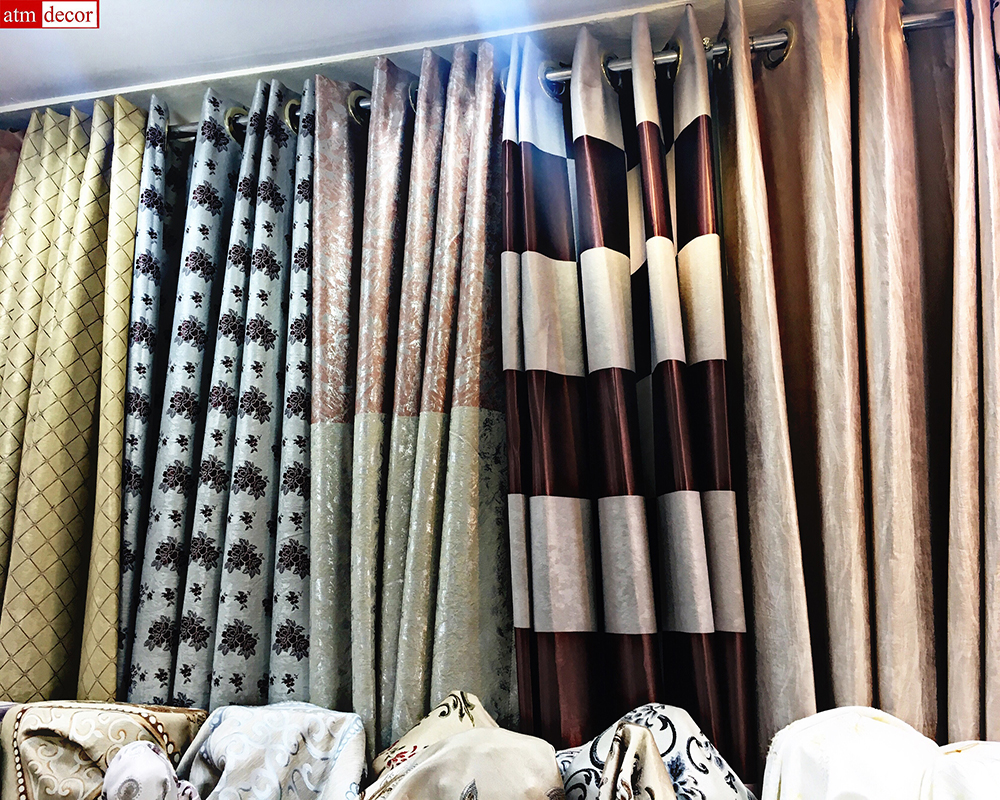 How Many Yards Of Fabric For Curtains Bangkok Curtains Shop Pahurat Fabrics Market Sells Curtain