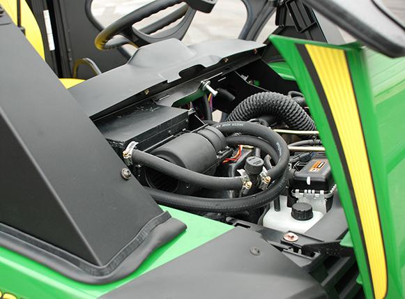Heater John Deere Gator HPX/XUV - Curtis Industries