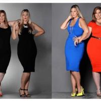Curvy Beauty 16: Plus Size Models