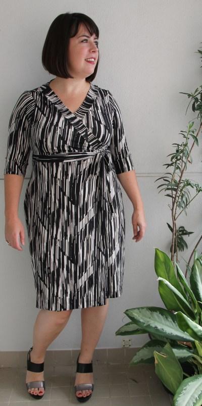 Cashmerette Patterns Appleton Dress