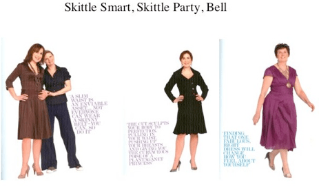 Skittle and Bell dresses