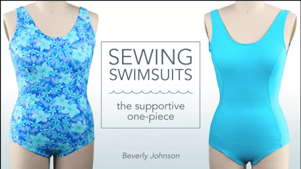 Sewing Swimsuits with Beverly Johnson