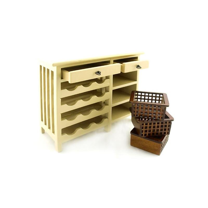 kitchen wine baltic cabinet drawer dollhouse furniture dollhouse furniture kitchen set melissa doug