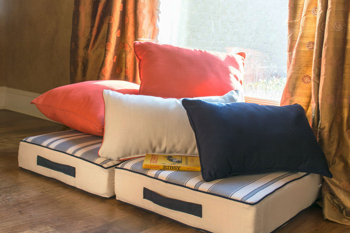 Reading Nook Floor Pillows 4 Cozy Reading Nooks You 39ll Want In Your Home Right Now