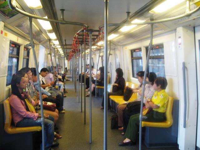Getting Around Bangkok