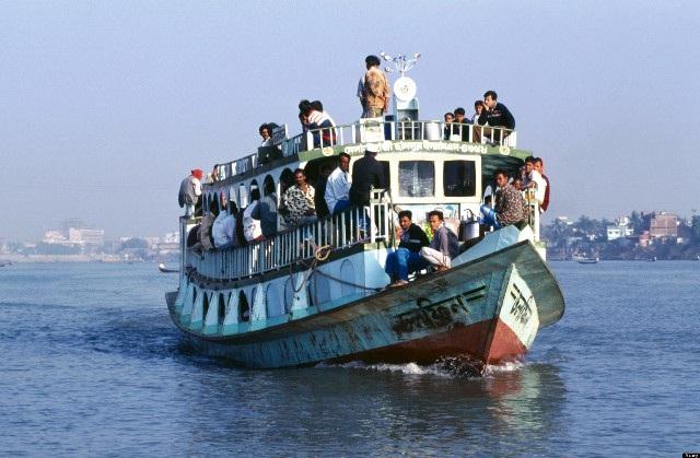 Getting Around in Bangladesh