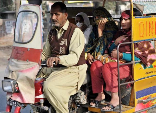 Getting Around in Pakistan