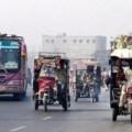 Getting Around Pakistan