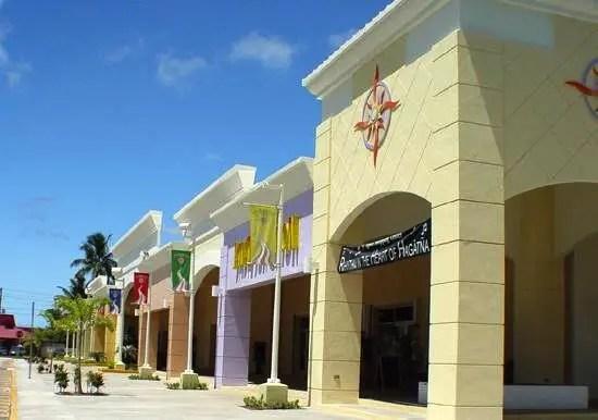 Shopping in Guam