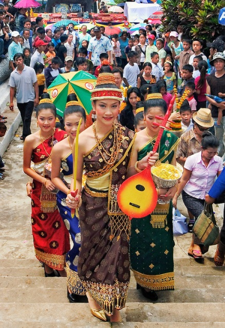 Culture and Festivals in Luang Prabang