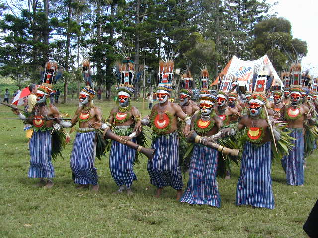 Culture and Festivals in Papua New Guinea