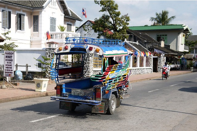 Getting Around in Luang Prabang