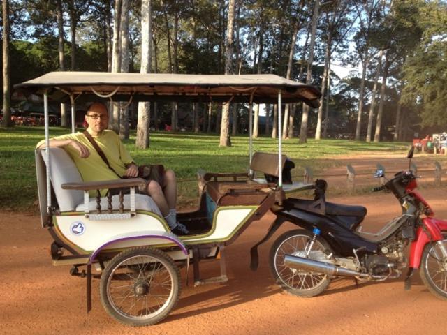 Getting around in Siem Reap