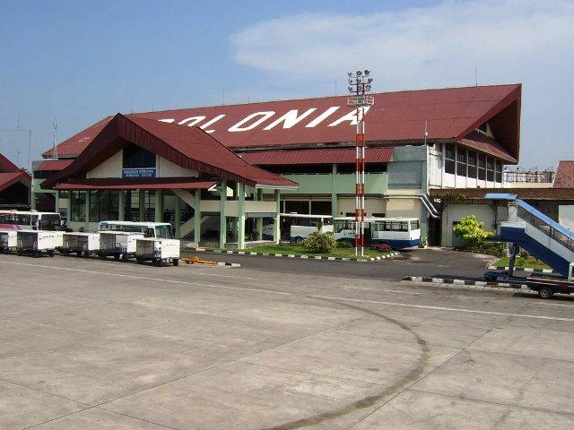 Getting to Medan