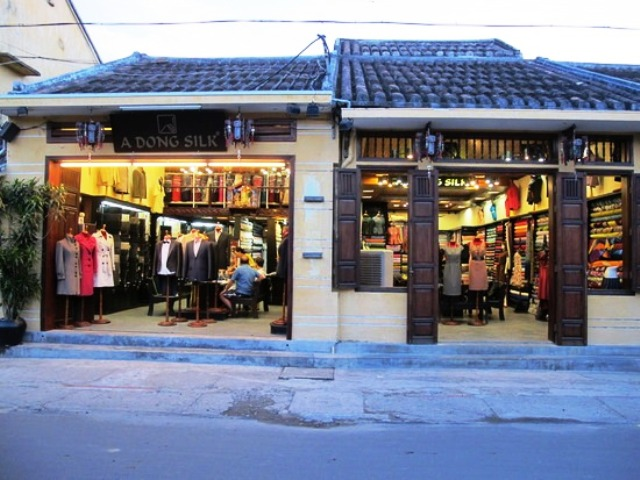 Shopping in Hoi An
