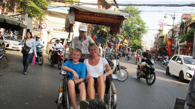 Getting around in Nha Trang