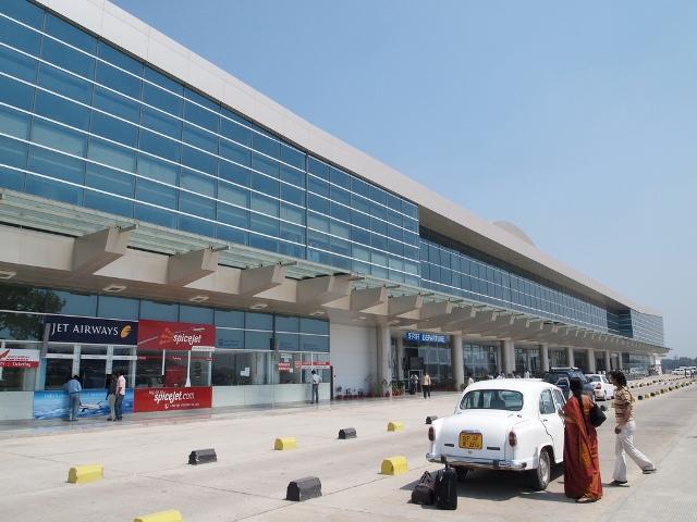 Getting to Varanasi