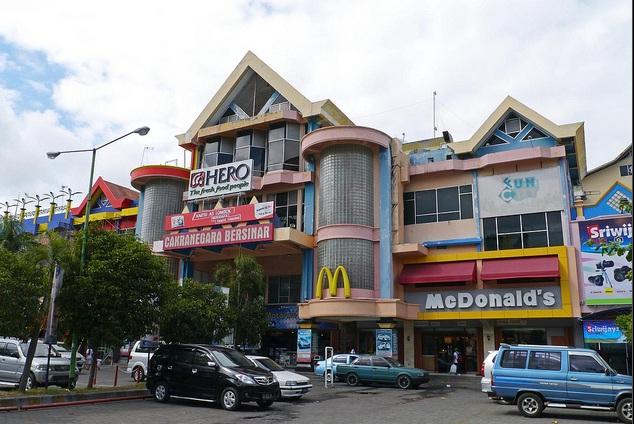 Shopping in Lombok