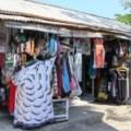 Shopping in Gili Tarawangan - Lombok