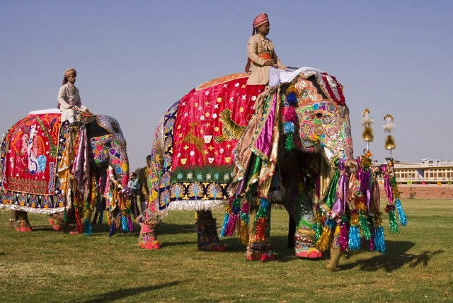 Culture and Festivals in Jaipur