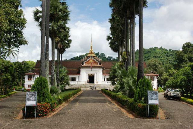 Haw Kham in Luang Prabang