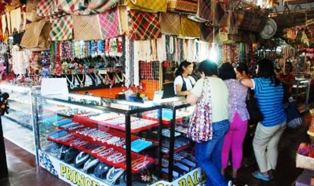 Shopping in Puerto Princesa