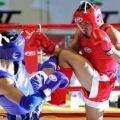 Kickboxing in Vientiane