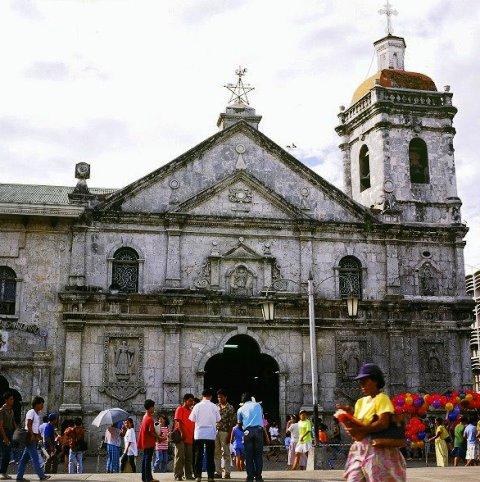 現在の建物は1790年に再建されたものです