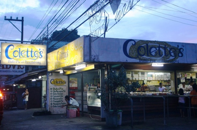 Colette's in Tagaytay