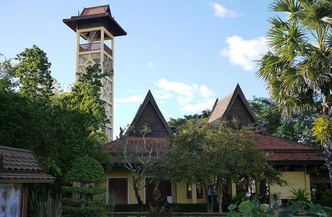 Cultural Village in Siem Reap