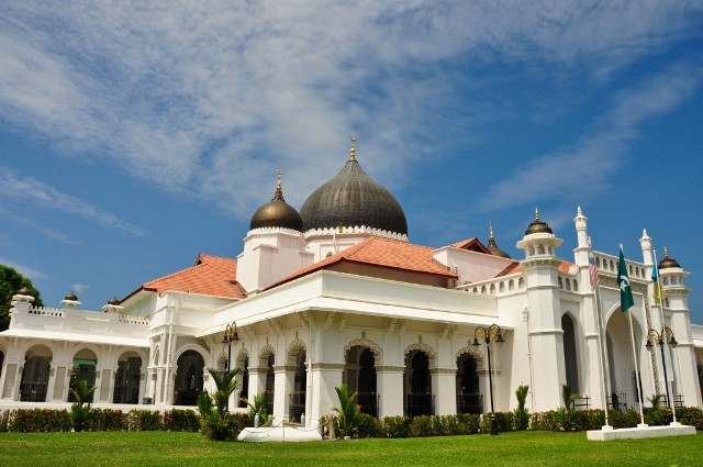 Kapitan Keling Mosque in Penang