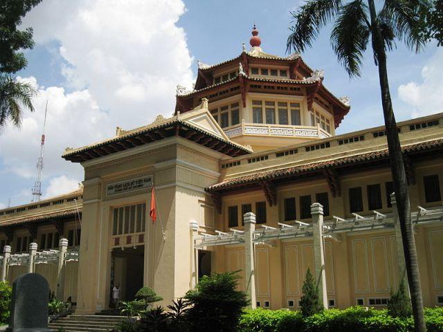 Museum of Vietnamese History in Hanoi
