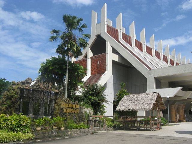 State Museum in Kota Kinabalu