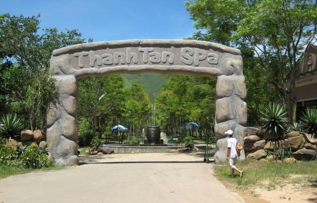 Thanh Tan Hot Springs in Hue